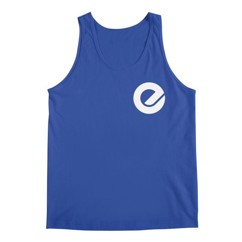 Encore Logo (Breast) Men's Regular Tank by Chorus.fm Shop