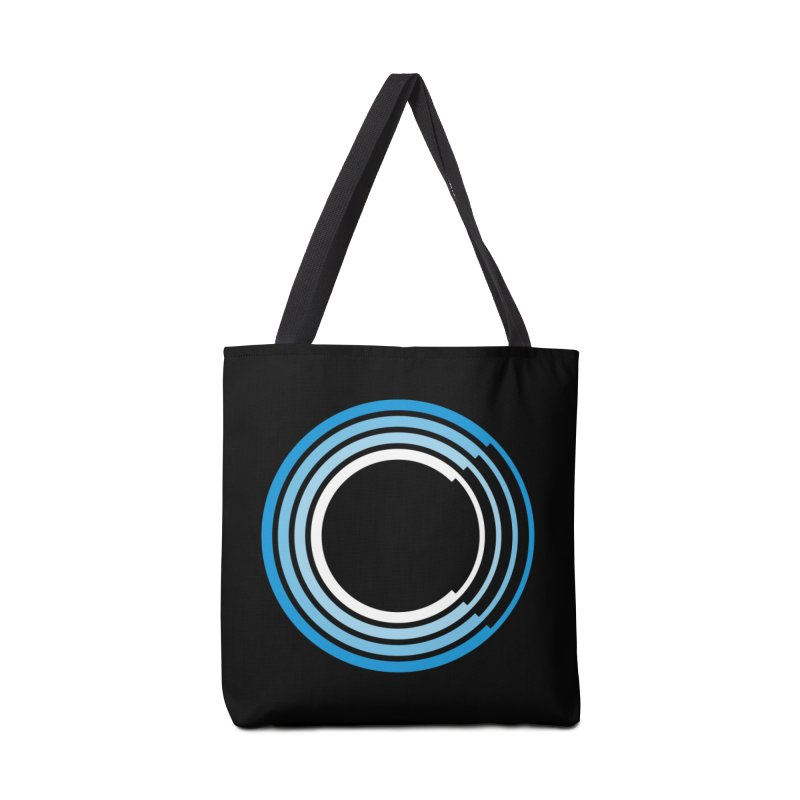 Chorus.fm Logo (Black Products) Accessories Bag by Chorus.fm Shop