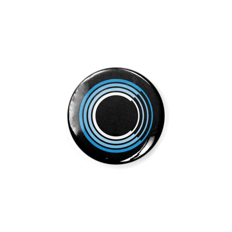 Chorus.fm Logo (Black Products) in Button by Chorus.fm Shop