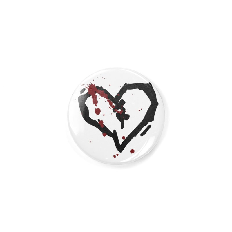 AbsolutePunk.net Logo (White Products) Accessories Button by Chorus.fm Shop