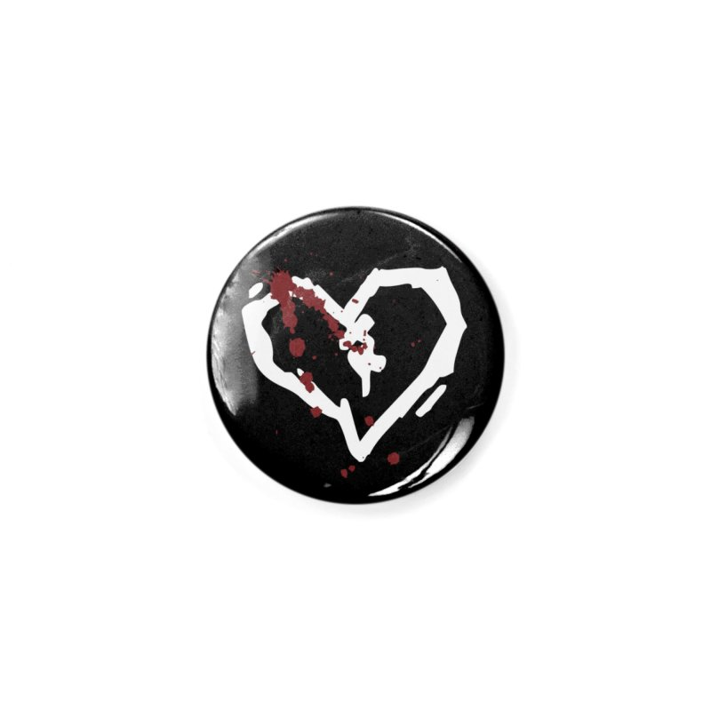 AbsolutePunk.net Logo (Black Products) Accessories Button by Chorus.fm Shop