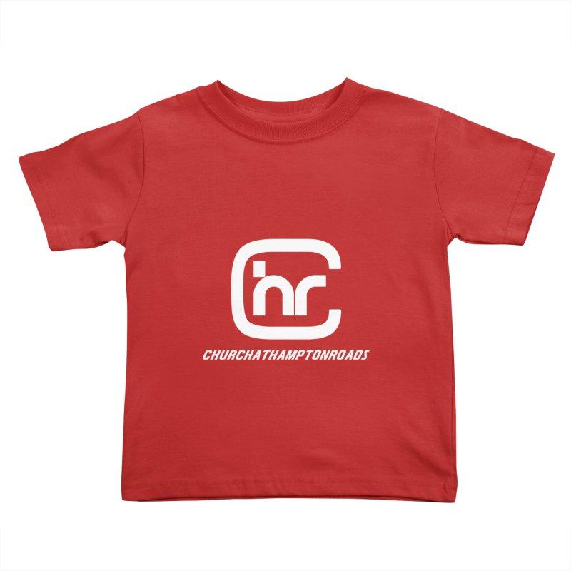 CHR Kids Toddler T-Shirt by Church at Hampton Roads Apparel
