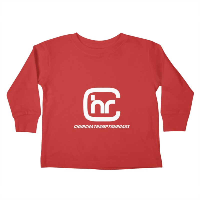 CHR Kids Toddler Longsleeve T-Shirt by Church at Hampton Roads Apparel