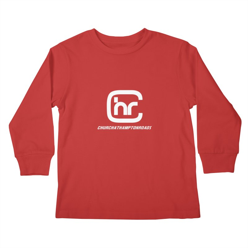 CHR Kids Longsleeve T-Shirt by Church at Hampton Roads Apparel
