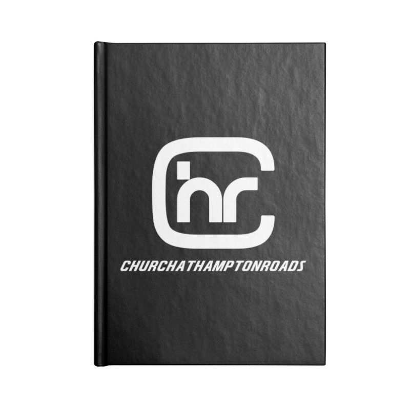 CHR Accessories Lined Journal Notebook by Church at Hampton Roads Apparel