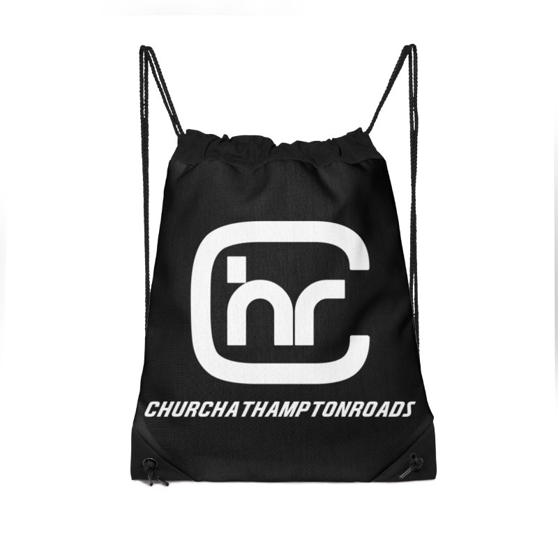 CHR Accessories Drawstring Bag Bag by Church at Hampton Roads Apparel