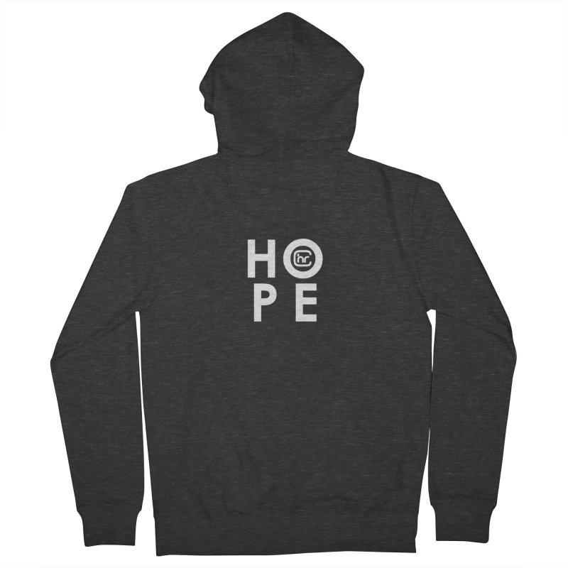 HOPE CHR Men's Zip-Up Hoody by Church at Hampton Roads Apparel