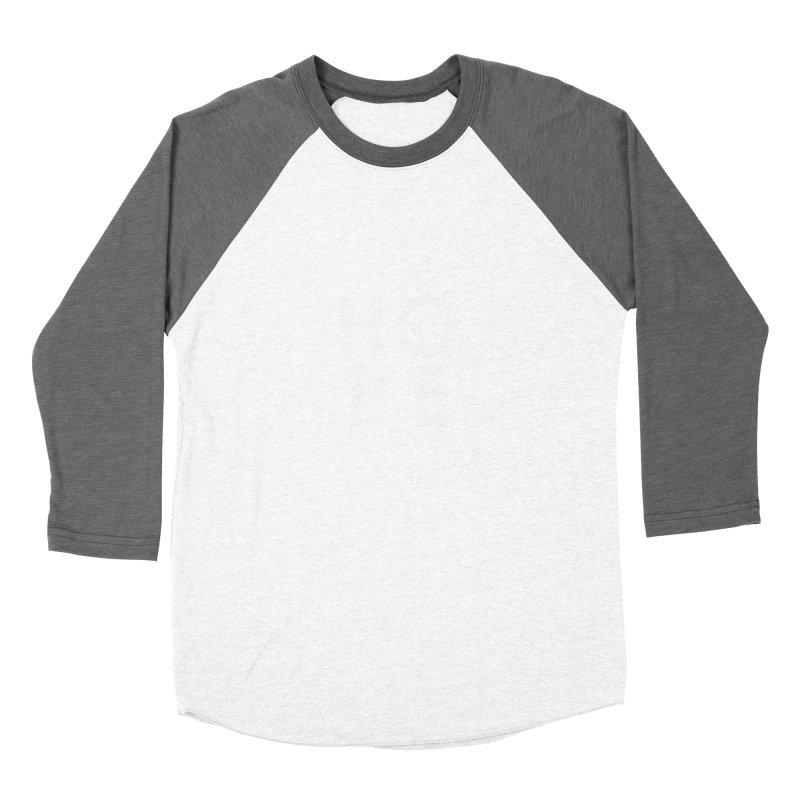 HOPE CHR Men's Baseball Triblend Longsleeve T-Shirt by Church at Hampton Roads Apparel