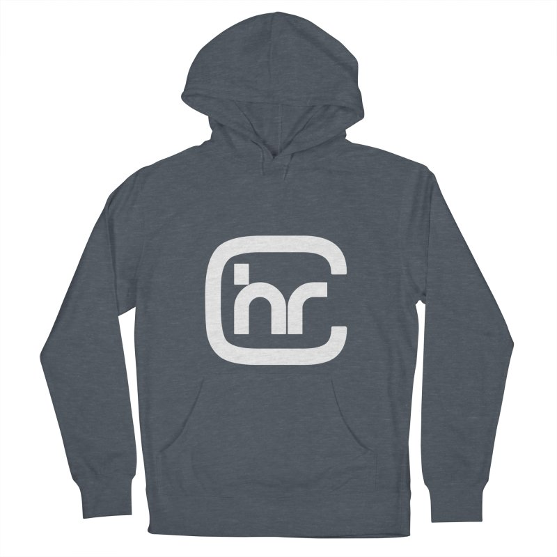 CHR WHITE LOGO Women's French Terry Pullover Hoody by Church at Hampton Roads Apparel