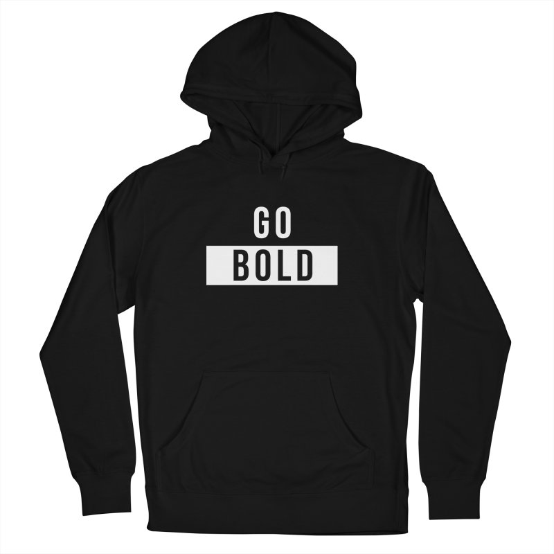 GO BOLD Women's Pullover Hoody by Church at Hampton Roads Apparel