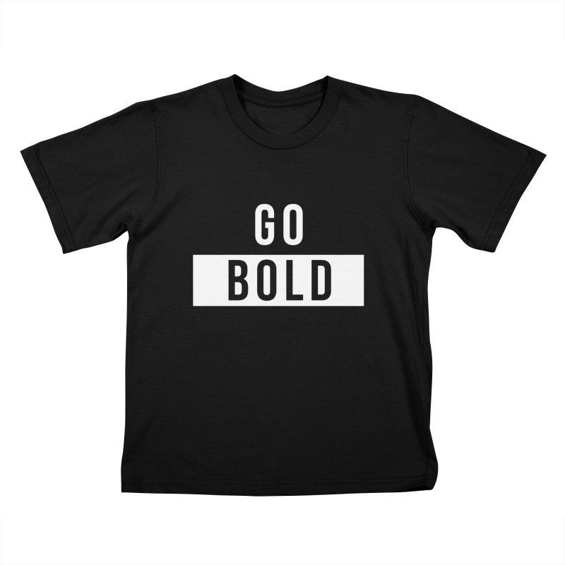 GO BOLD Kids T-Shirt by Church at Hampton Roads Apparel