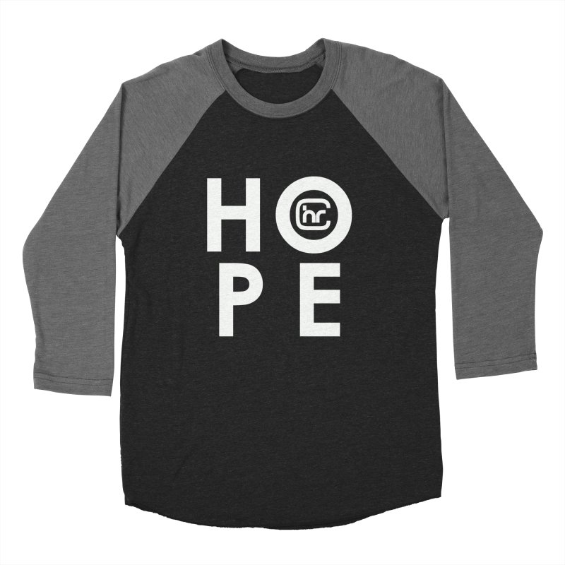 HOPE Women's Longsleeve T-Shirt by Church at Hampton Roads Apparel
