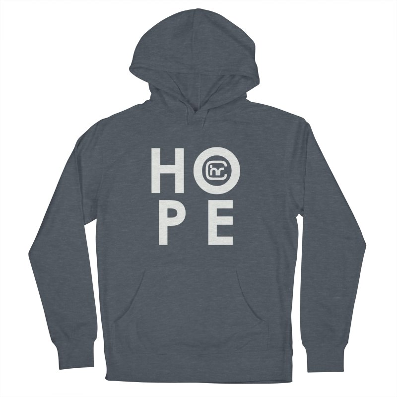 HOPE Men's French Terry Pullover Hoody by Church at Hampton Roads Apparel