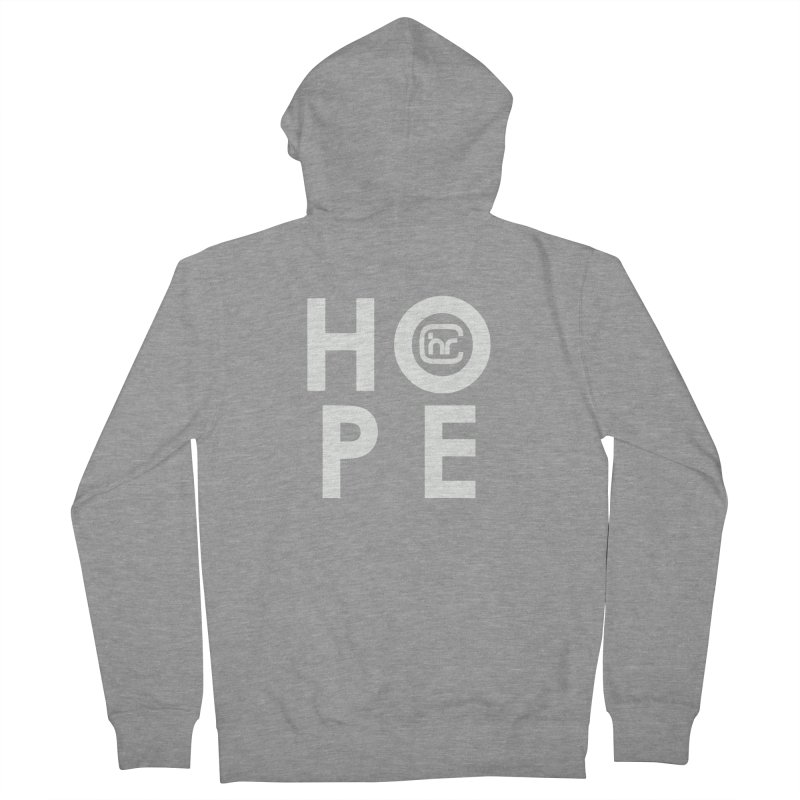 HOPE Men's Zip-Up Hoody by Church at Hampton Roads Apparel