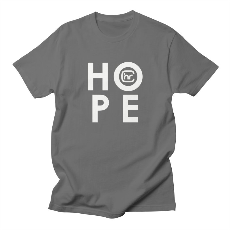 HOPE Men's T-Shirt by Church at Hampton Roads Apparel