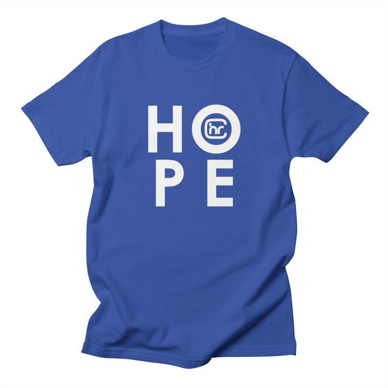 HOPE Men's T-Shirt by Church at Hampton Roads Apparel
