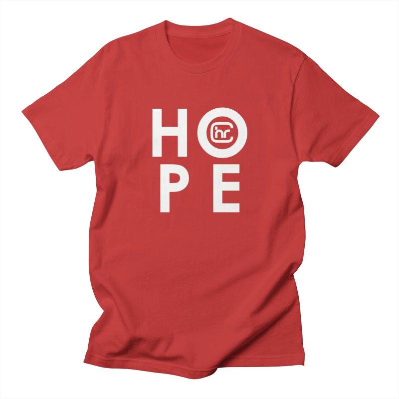 HOPE Men's Regular T-Shirt by Church at Hampton Roads Apparel