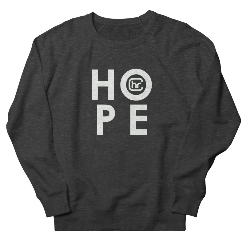 HOPE Men's French Terry Sweatshirt by Church at Hampton Roads Apparel