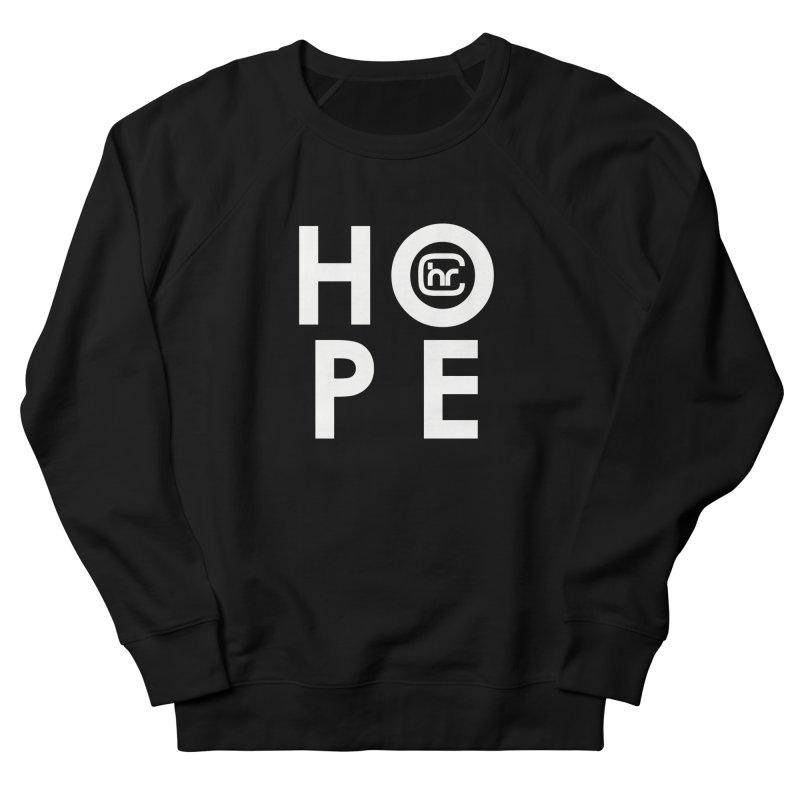 HOPE Men's French Terry Sweatshirt by Church at Hampton Roads Apparel