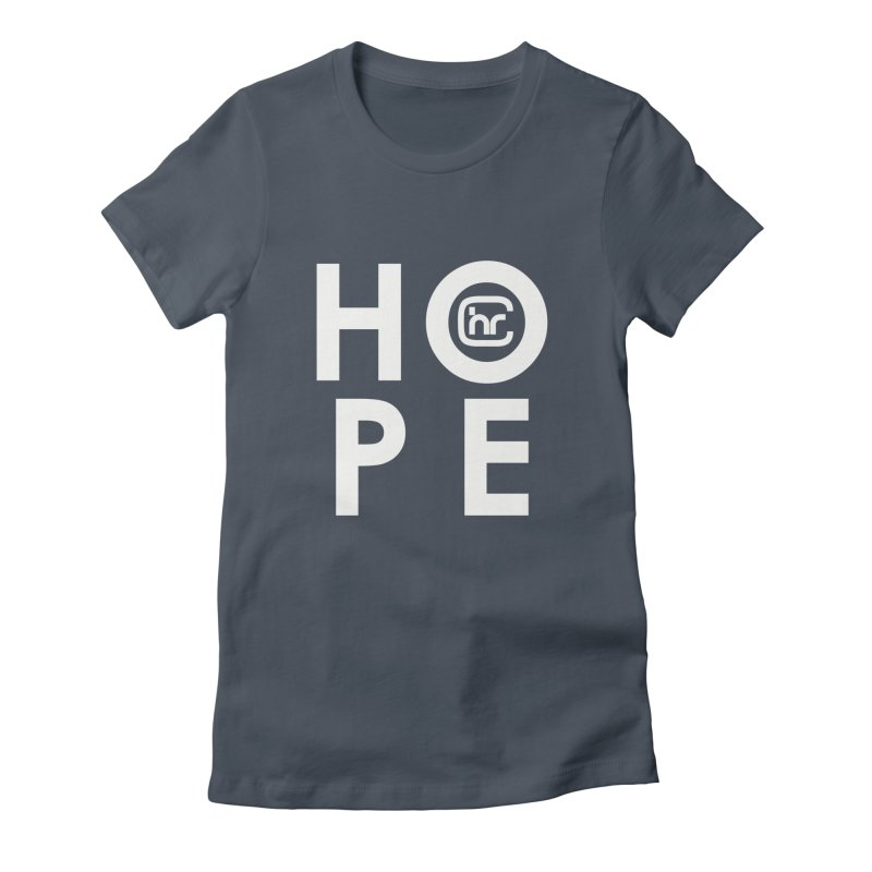 HOPE Women's T-Shirt by Church at Hampton Roads Apparel