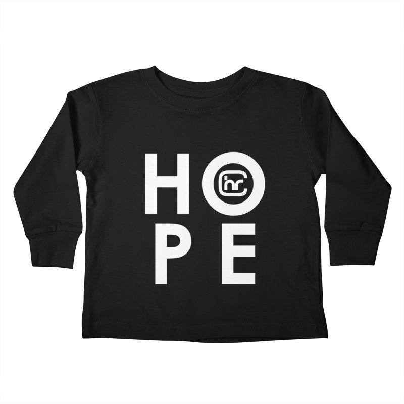 HOPE Kids Toddler Longsleeve T-Shirt by Church at Hampton Roads Apparel