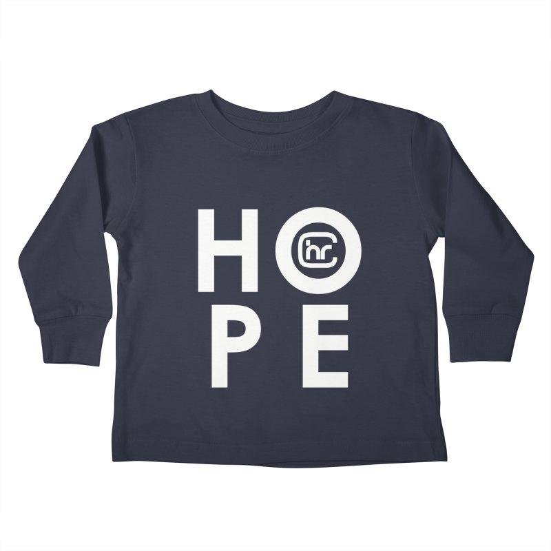 HOPE Kids Toddler Longsleeve T-Shirt by Church at Hampton Roads Apparel