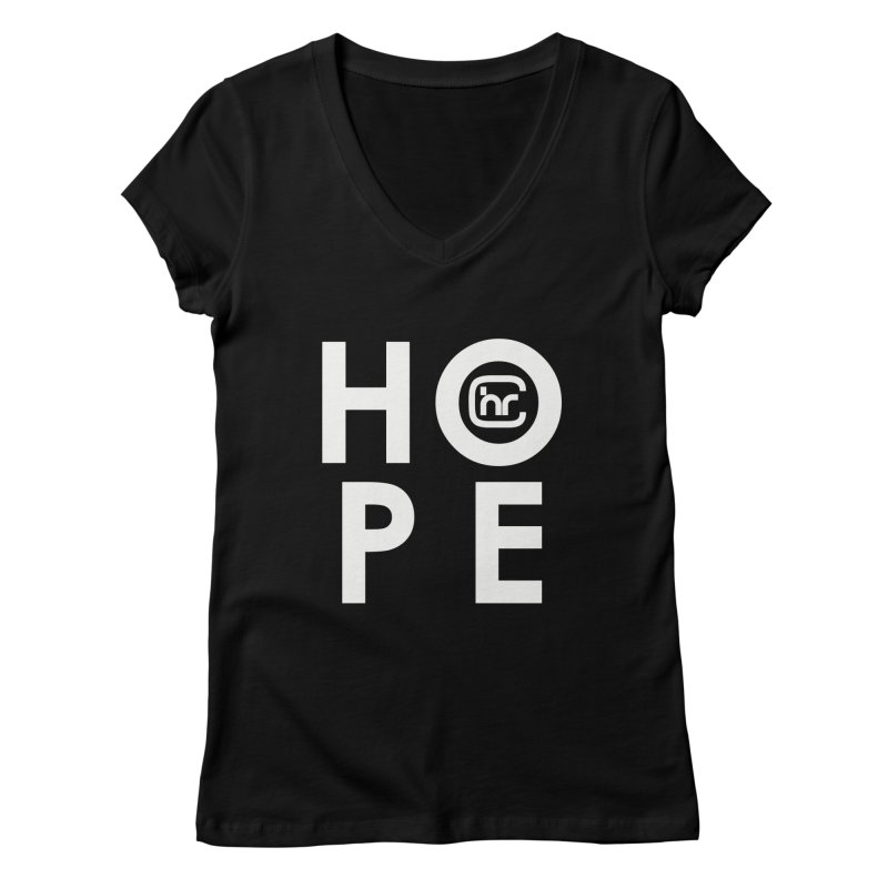 HOPE Women's Regular V-Neck by Church at Hampton Roads Apparel