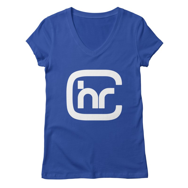 CHR PROUD Women's Regular V-Neck by Church at Hampton Roads Apparel