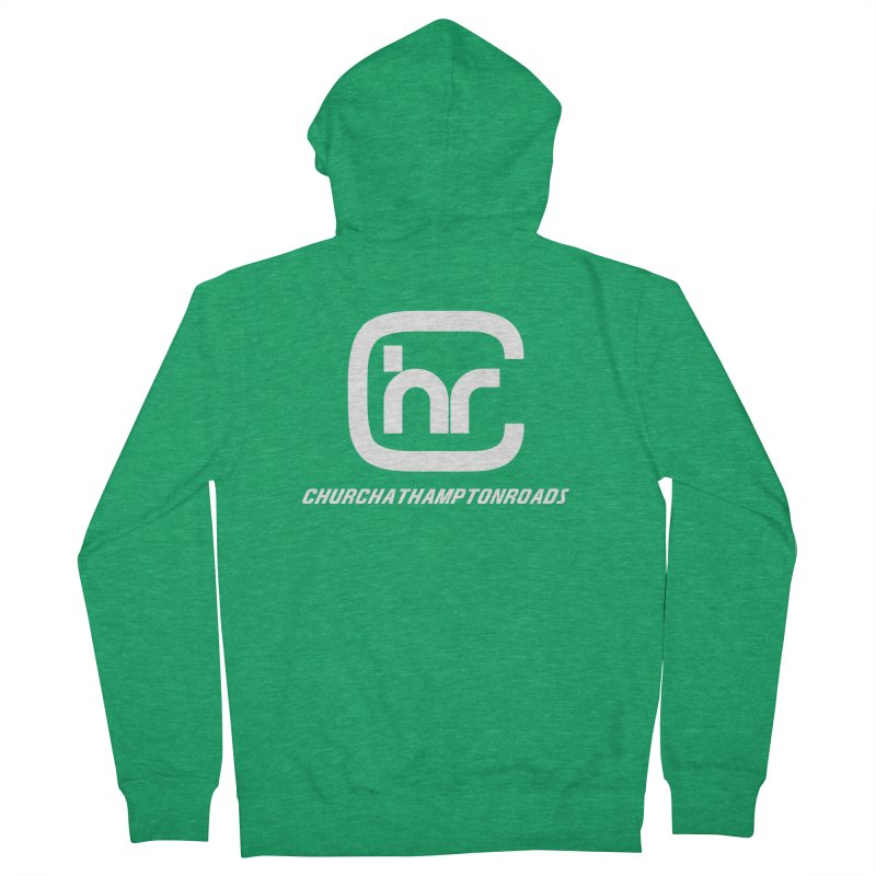 CHURCH AT HAMPTON ROADS Men's Zip-Up Hoody by Church at Hampton Roads Apparel