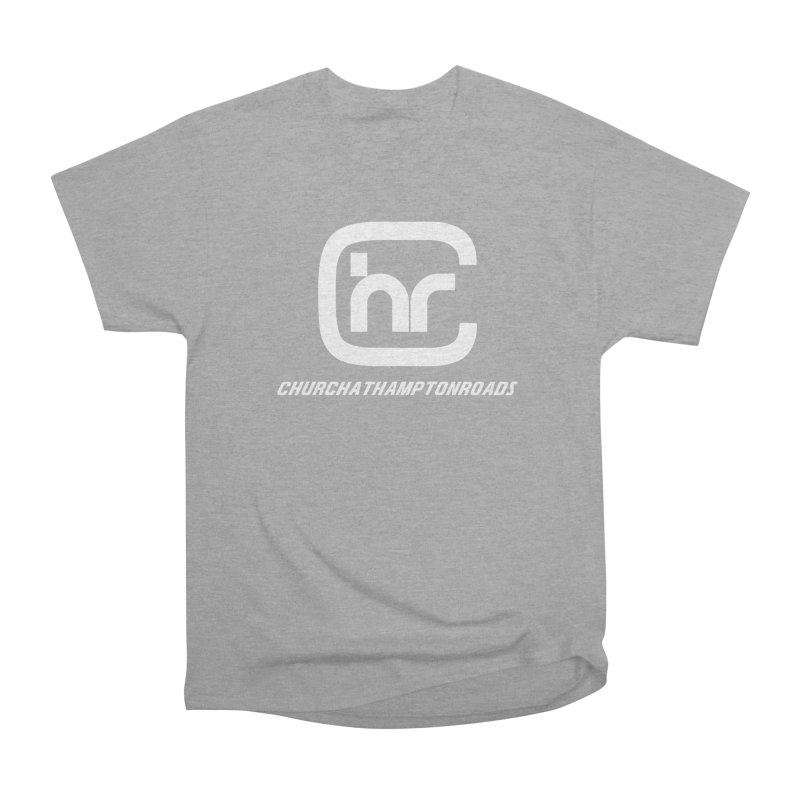 CHURCH AT HAMPTON ROADS Men's Heavyweight T-Shirt by Church at Hampton Roads Apparel