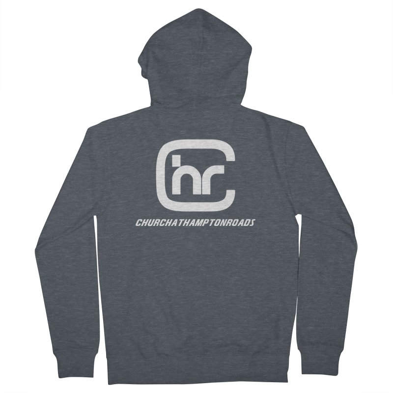 CHURCH AT HAMPTON ROADS Men's French Terry Zip-Up Hoody by Church at Hampton Roads Apparel