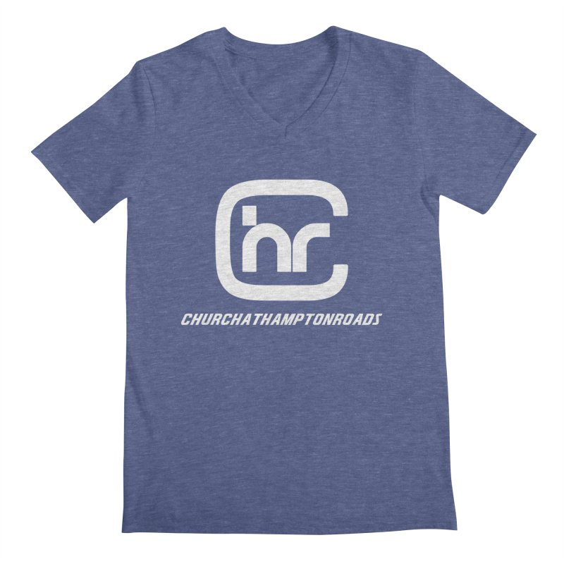 CHURCH AT HAMPTON ROADS Men's Regular V-Neck by Church at Hampton Roads Apparel