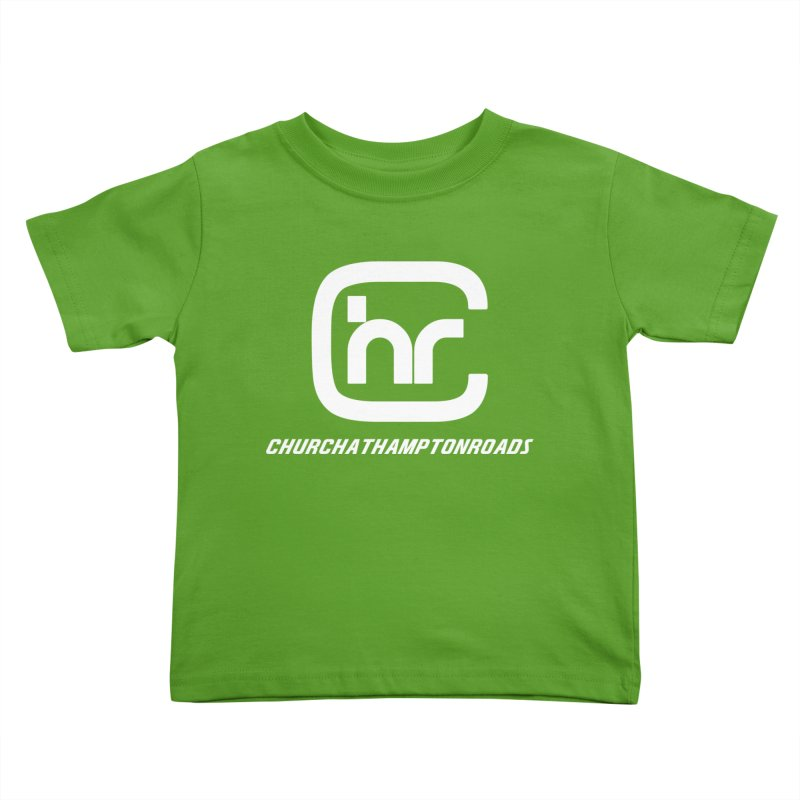 CHURCH AT HAMPTON ROADS Kids Toddler T-Shirt by Church at Hampton Roads Apparel