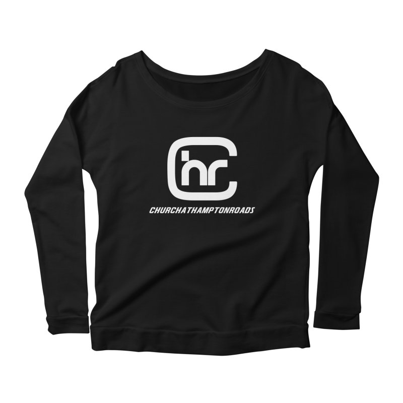 CHURCH AT HAMPTON ROADS Women's Scoop Neck Longsleeve T-Shirt by Church at Hampton Roads Apparel