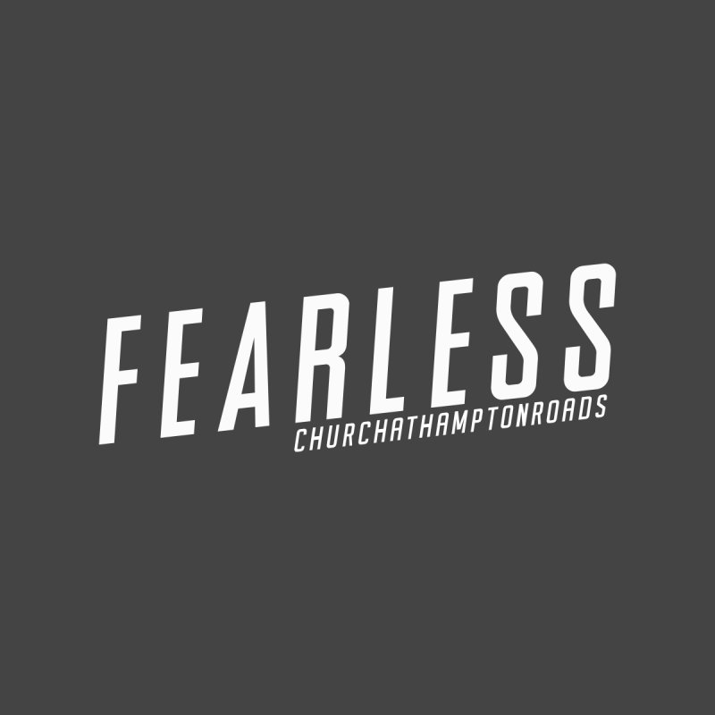 FEARLESS CHR Men's T-Shirt by Church at Hampton Roads Apparel