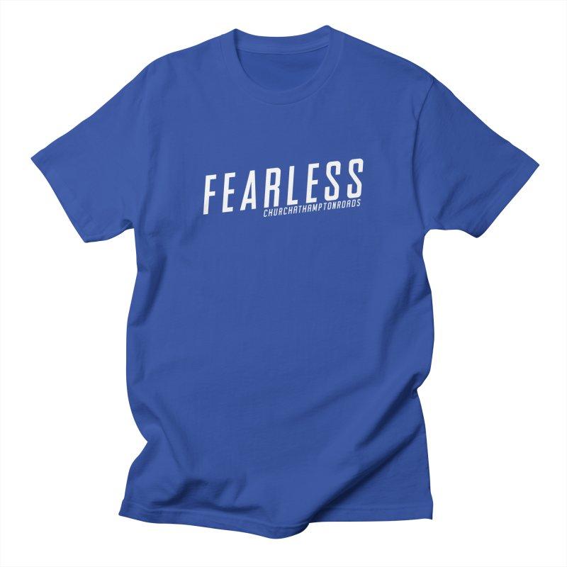 FEARLESS CHR Men's Regular T-Shirt by Church at Hampton Roads Apparel