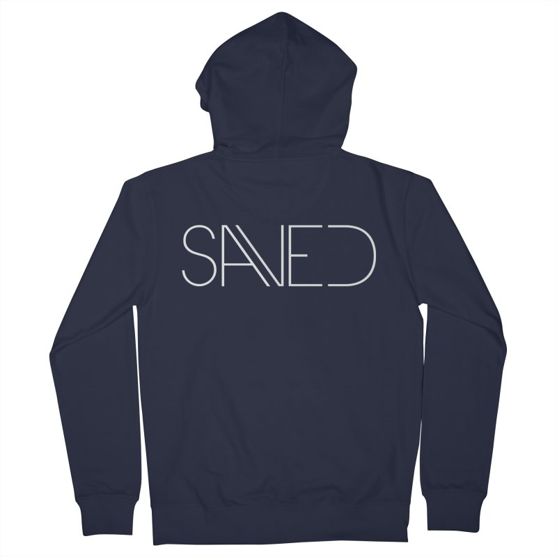 SAVED Women's Zip-Up Hoody by Church at Hampton Roads Apparel