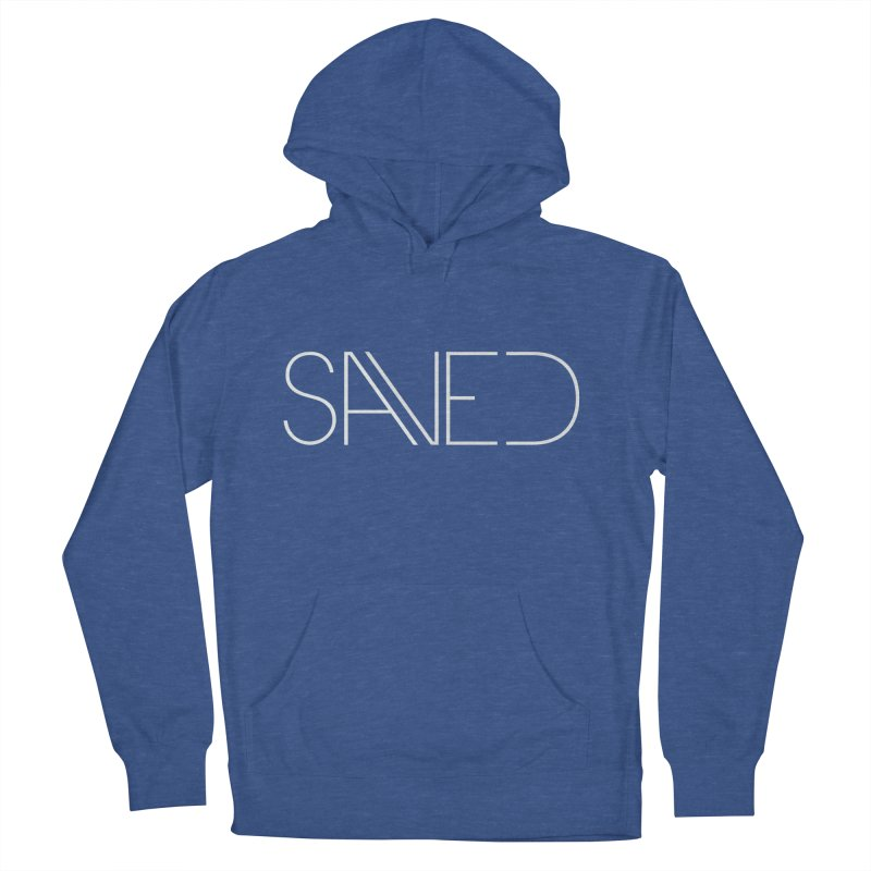 SAVED Women's French Terry Pullover Hoody by Church at Hampton Roads Apparel