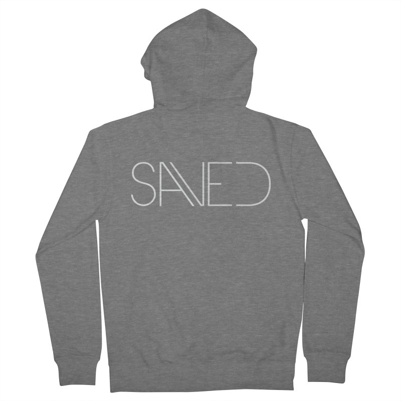 SAVED Women's French Terry Zip-Up Hoody by Church at Hampton Roads Apparel