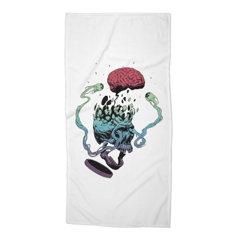 Headplosion Accessories Beach Towel by The Blackstock Shop