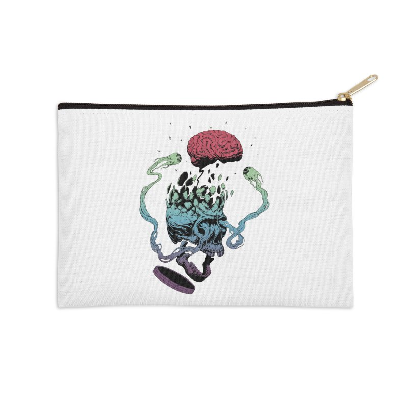 Headplosion Accessories Zip Pouch by The Blackstock Shop