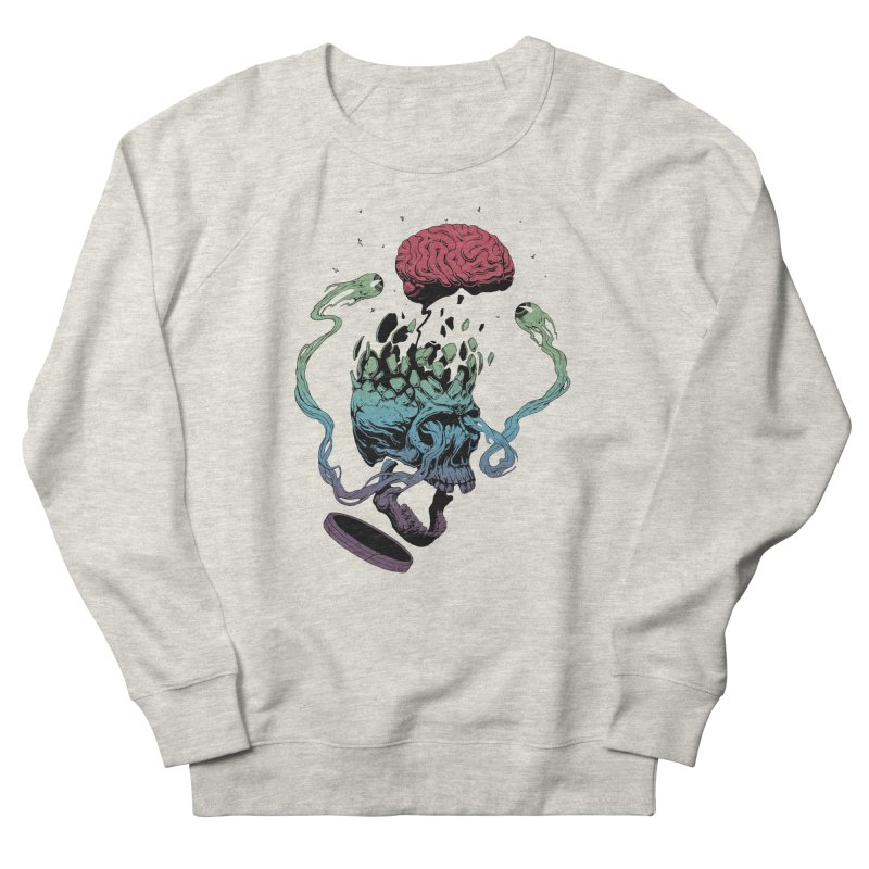 Headplosion Men's Sweatshirt by The Blackstock Shop