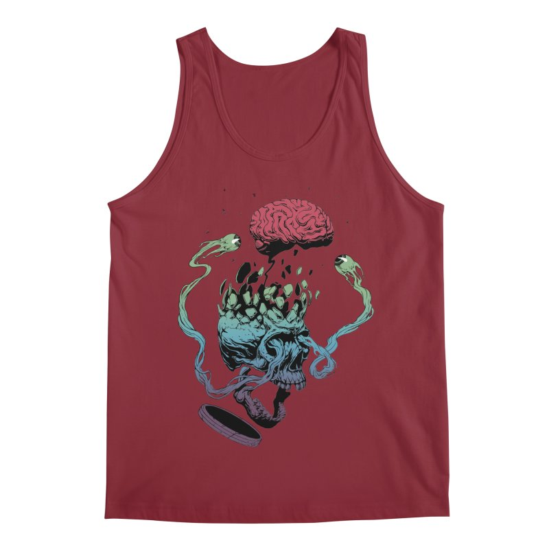 Headplosion Men's Tank by The Blackstock Shop