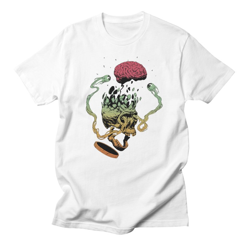 Headplosion II Men's T-Shirt by The Blackstock Shop
