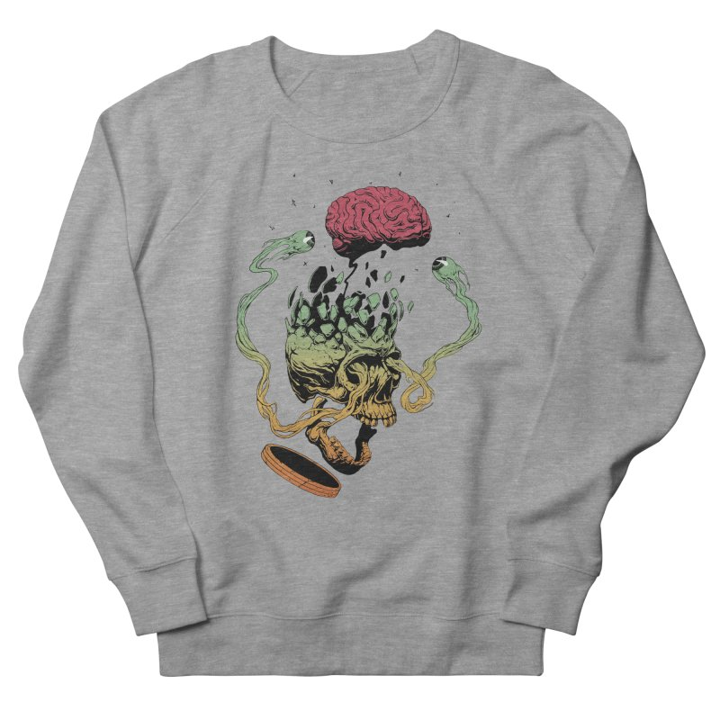 Headplosion II Men's Sweatshirt by The Blackstock Shop