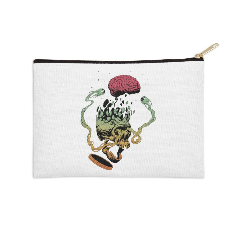 Headplosion II Accessories Zip Pouch by The Blackstock Shop