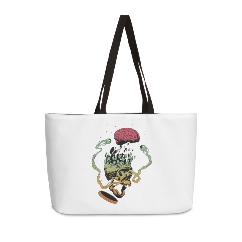 Headplosion II Accessories Weekender Bag Bag by The Blackstock Shop