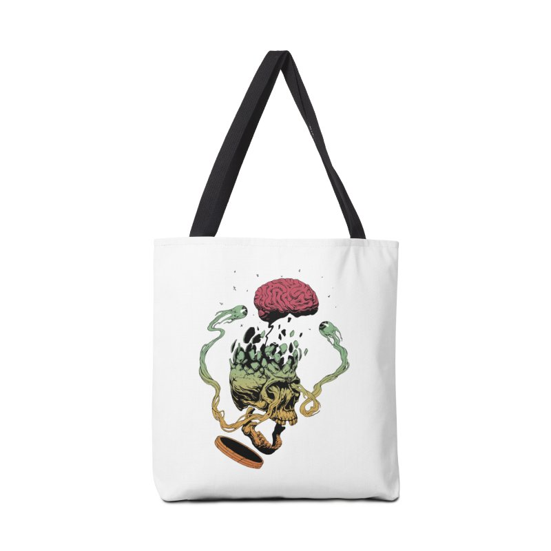 Headplosion II Accessories Tote Bag Bag by The Blackstock Shop