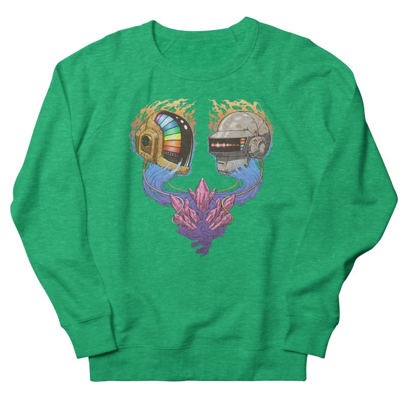 Daft Punk Funk Men's Sweatshirt by The Blackstock Shop