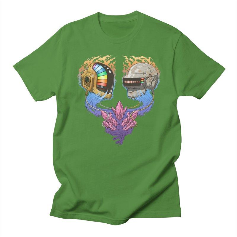 Daft Punk Funk Men's T-Shirt by The Blackstock Shop